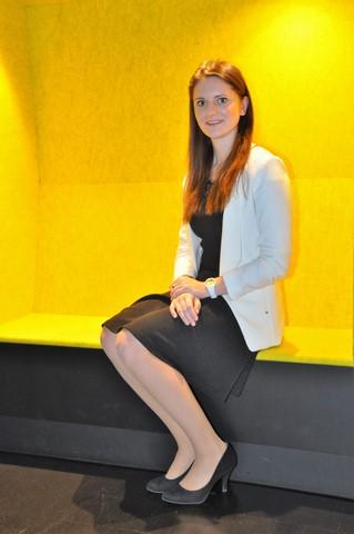 Sabrina Ritz ist bei XAL hauptverantwortlich für das Lehrlingswesen und unter anderem auch für Personalmarketing und Personalentwicklung zuständig (Foto Reinhard Sudy)