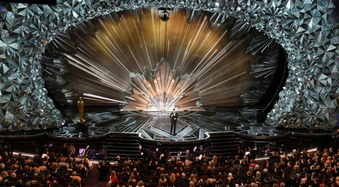 Swarosvski lässt Oscar-Bühne strahlen
