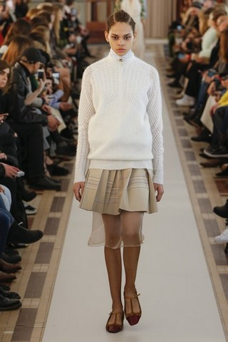 Paris Fashion Week 2018: Carven (Foto Getty Images)