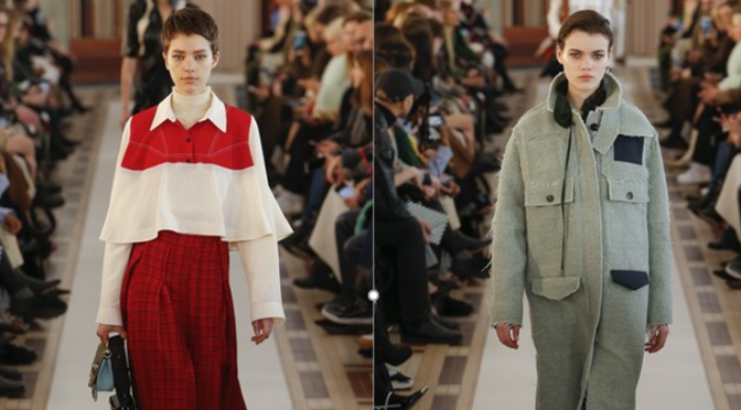Paris Fashion Week – Carven