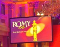 KURIER ROMY 2018 Akademiepreise (Foto Hedi Grager)
