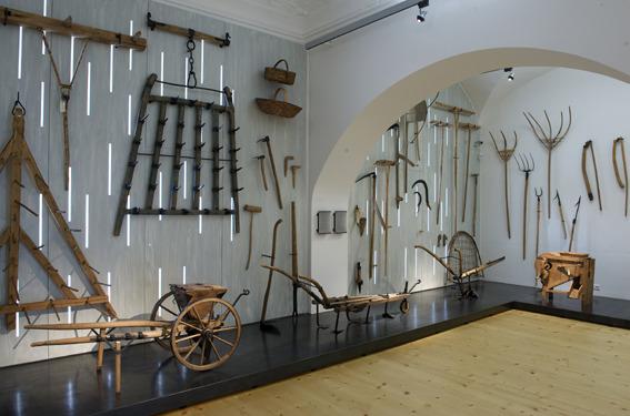 Landwirtschaftsmuseum, Schloss Stainz (Foto UMJ/Matthias Wimler)