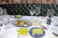 """Nuri - die Ölsardine aus Portugal gibt es jetzt auch im """"Speisesaal"""" des Grazer Hotels Wiesler (Foto Reinhard Sudy)"""