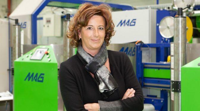 Christa Zengerer – Vorständin der MAG Maschinen- und Apparatebau AG