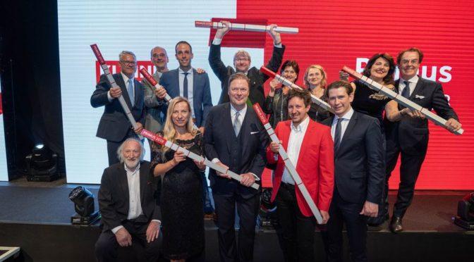 Primus 2018 – Gipfeltreffen der steirischen Wirtschaft
