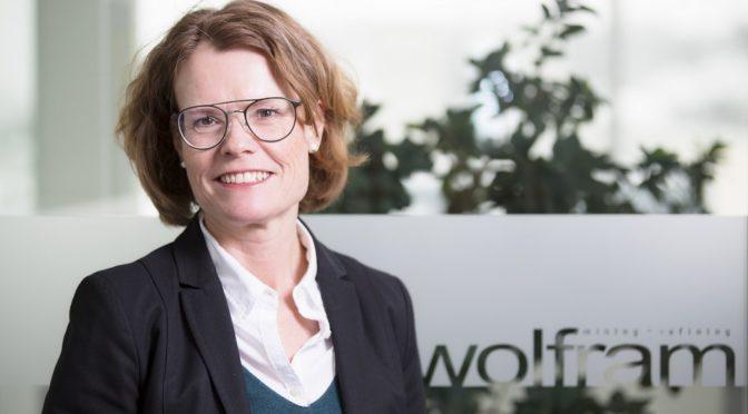 Ulrika Wedberg – Vorstandsvorsitzende bei WOLFRAM
