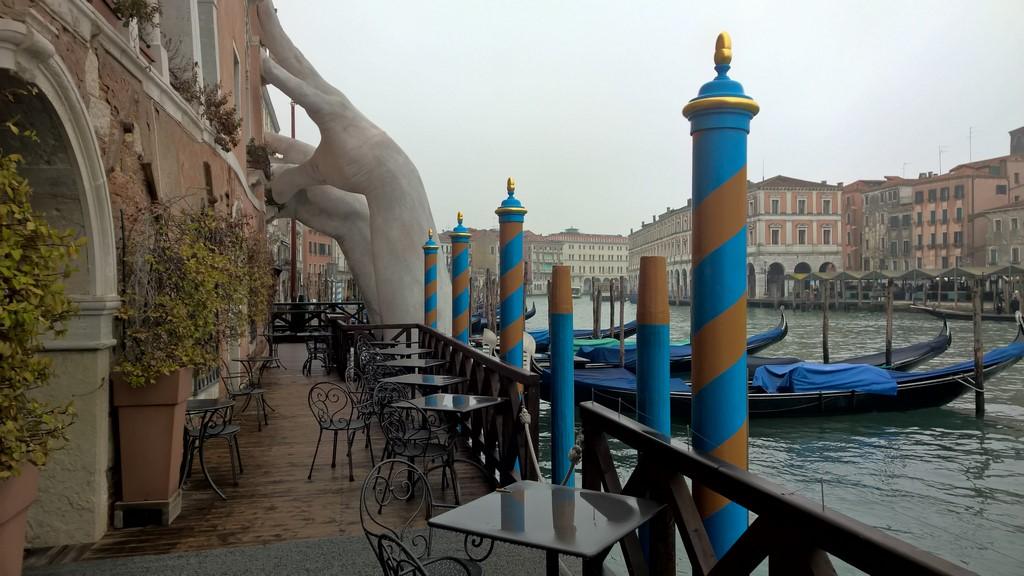 Eines der schönsten und bekanntesten Hotels in Venedig: das Ca Sagredo Hotel (Foto Reinhard Sudy)