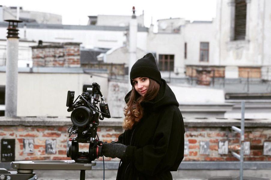"""Film ist für Lauren Klocker etwas Wunderbares. """"Man kann durch einen guten Mix von Ton und Bildmaterial so viel aussagen und hervorrufen."""" (Foto privat)"""