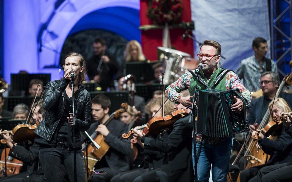 Aufsteirern - VolXmusik on Air (Foto Marija Kanizaj)