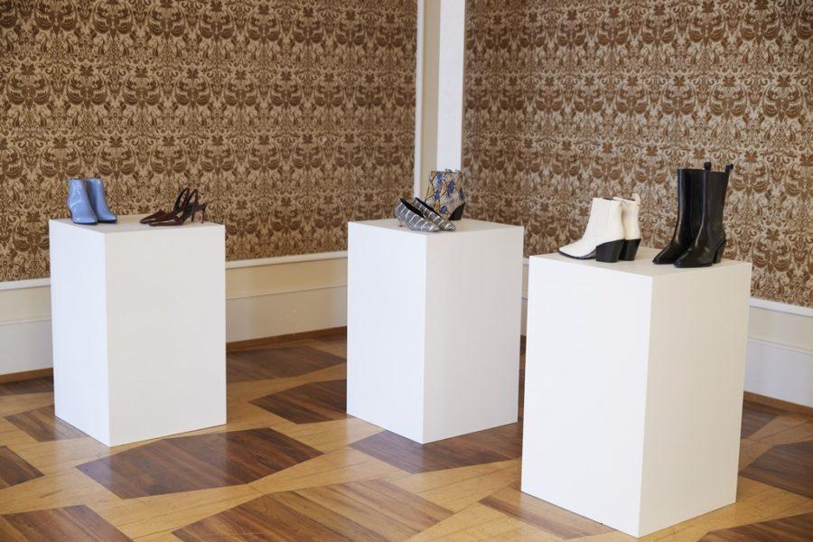 Aeyde bei 'Der Berliner Salon' - Gruppenausstellung (Foto Getty Images für Der Berliner Salon)
