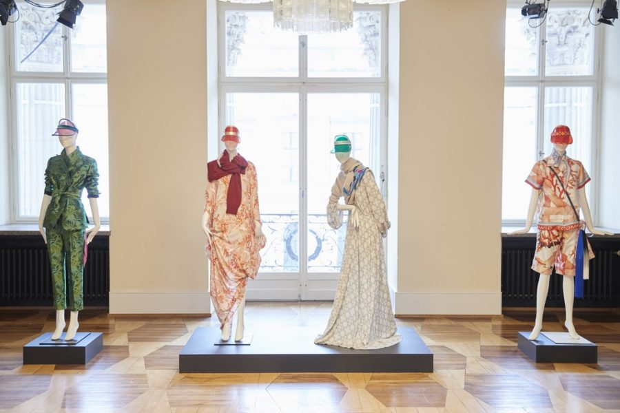Dawid Tomaszewski bei 'Der Berliner Salon' - Gruppenausstellung (Foto Getty Images für Der Berliner Salon)