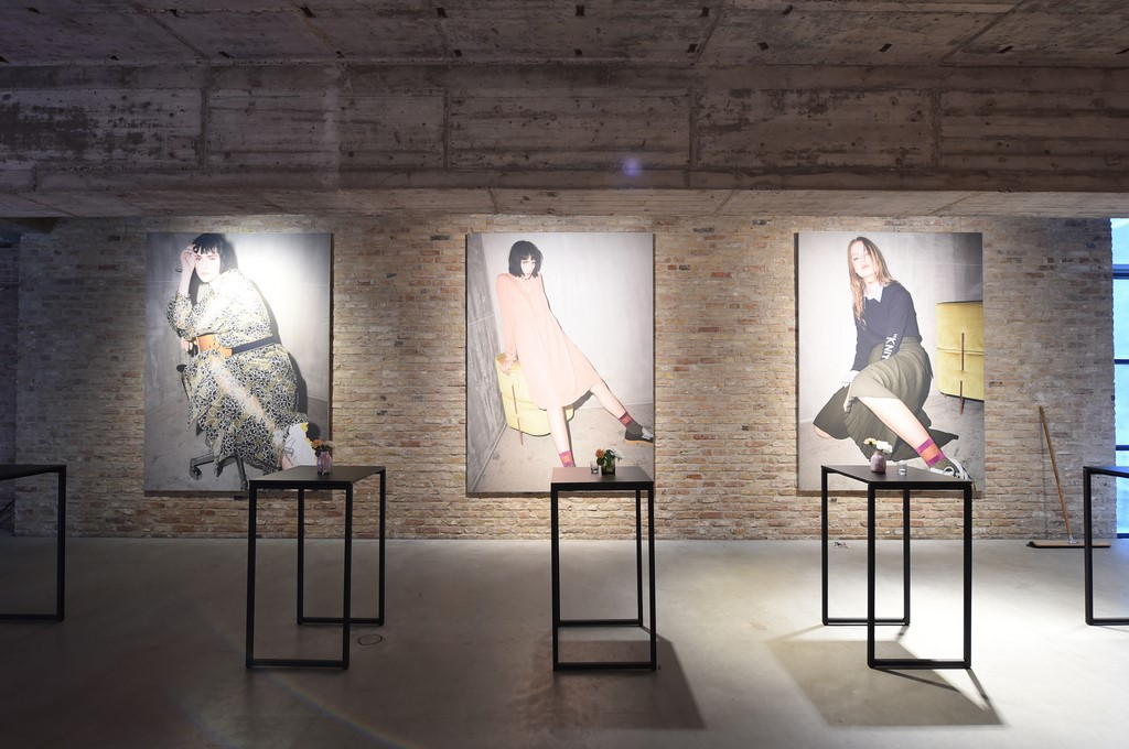 Mercedes-Benz Fashion Week Berlin 2018 - 20 Jahre LUISA CERANO Jubiläumsevent in der König Galerie in Berlin (Foto Brauer Photos / Walterscheid)