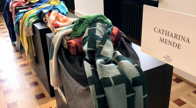 Catharina Mende – Textiles for Home & Elsewhere