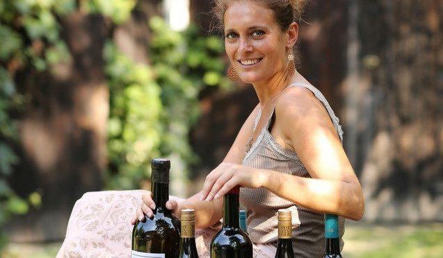 WEINBOTE MAGNUM ECK bei Steirischer Weinwoche