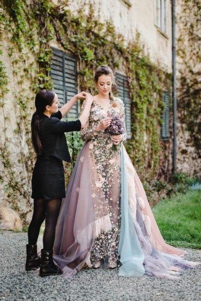 HartbergerLand Hochzeitsmesse mit der international erfolgreichen Designerin Eva Poleschinski (Foto PhotoMelanie)