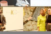 Ella Endlich and Lisa Tomaschewsky besuchten das 20 Jahre LUISA CERANO in der König Gallery (Photo by Robert Schlesinger/Getty Images for Luisa Cerano)