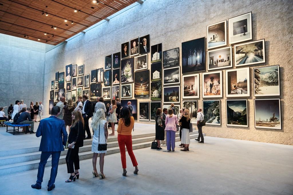 Ausstellung des Fotografen Andreas Muehe während des 20 Jahr-Jubiläums von LUISA CERANO in der König Gallery in Berlin (Photo by Robert Schlesinger/Getty Images for Luisa Cerano)