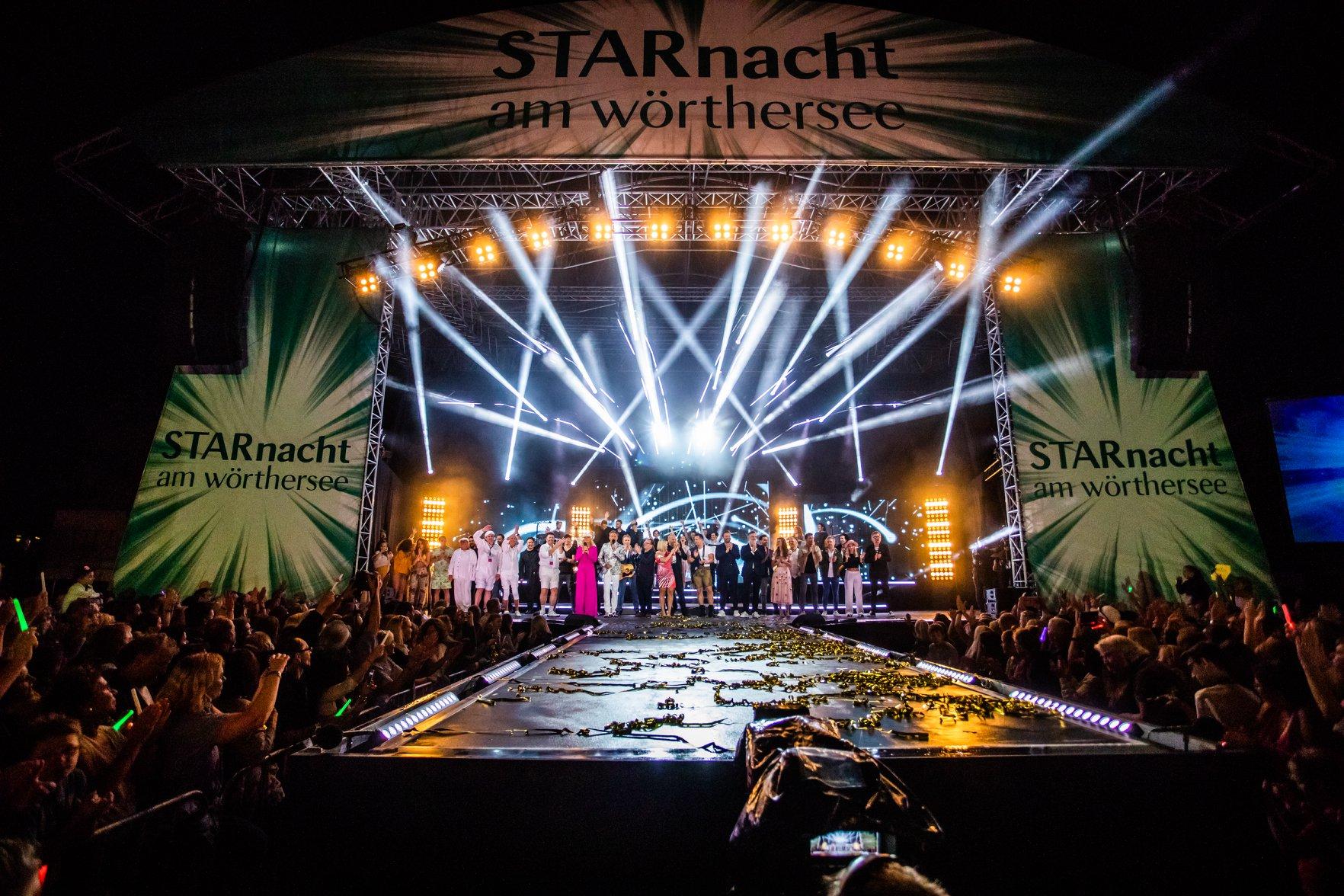 Starnacht Am Wörthersee