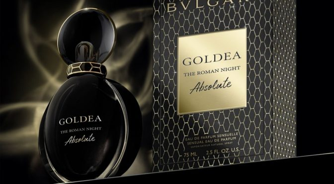 "Bvlgari: ""Goldea The Roman Night Absolute"""