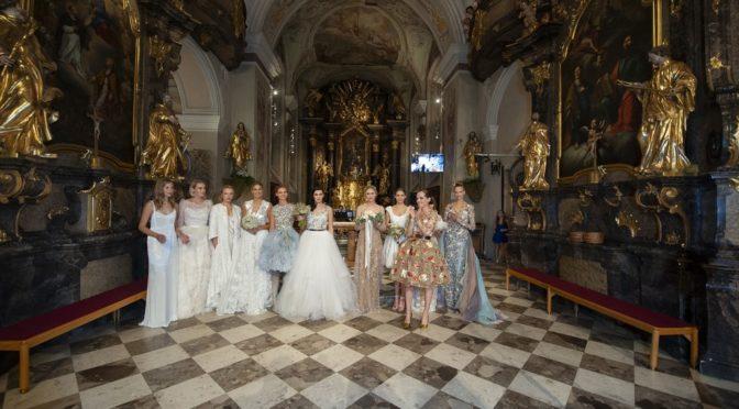 Eva Poleschinski: Opening-Show der Hochzeitsmesse in Hartberg