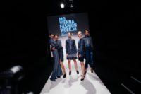Designer Juan Carlos Gordillo auf der MQVFW 2018 (Foto Lenzing)