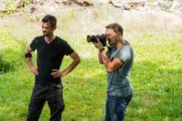 Fotografen Mathias Kniepeiss und Philipp Schulz (Foto Verena Pichlhofer)