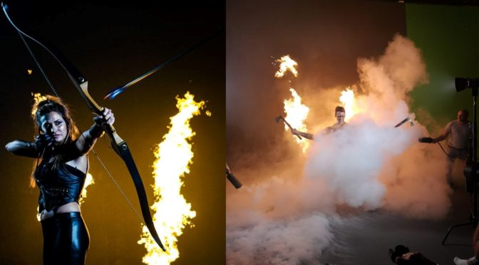 Stunt & Photography Masterclass by Mathias Kniepeiss