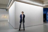 "Ausstellung ""Sagmeister & Walsh: Beauty"" im MAK Wien. Im Bild Stefan Sagmeister (Foto Marcella Ruiz Cruz)"