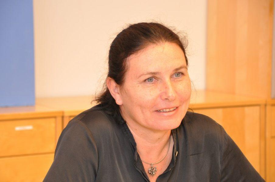 Erholung findet die erfolgreiche Managerin Di Dr. Eva Wolf-Haslauer beim Segeln, lesen und malen. (Foto Reinhard A. Sudy)