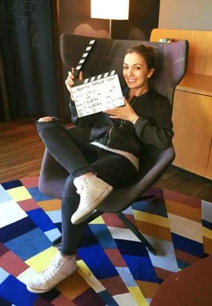 """Für die Schauspielerin Mathilde Graf sind """"gerade so tiefgehende Rollen, an denen man wirklich hart arbeitet, am interessantesten."""" (Foto privat)"""