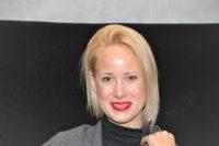 Model Stephanie Kaiser (Foto Reinhard Sudy)