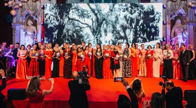 """Woman of the year-Gala im Wiener Rathaus"