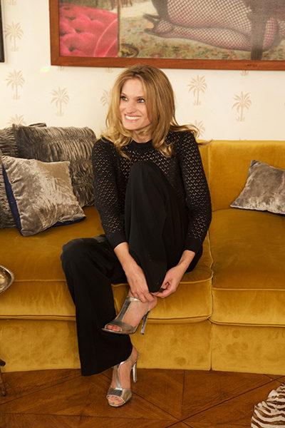 Ein privates Highlight von Schauspielerin, Autorin und Model Birte Carolin Sebastian für 2018 war ihre Hochzeit. (Foto Jorinde Gersina)
