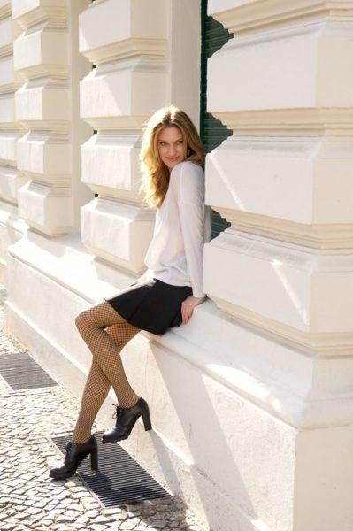 """Birte Carolin Sebastian: """"Ein Highlight 2018 war ein Covershooting für die DIVA, woraus dann eine immer länger werdende Modestrecke mitsamt eines sehr schönen Porträts von Nicole Adler über mich geworden ist."""" (Foto Jorinde Gersina)"""