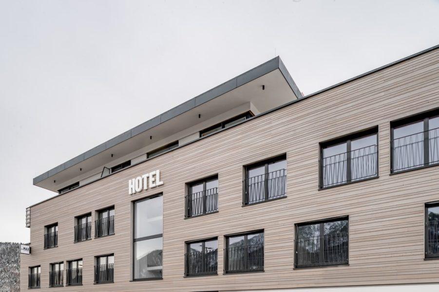 Mit BoConcept und PROLICHT wurden bei der Gestaltung des neuen Hotels zwei internationale Kooperations-Partner mit an Bord geholt. (Foto dasmax)