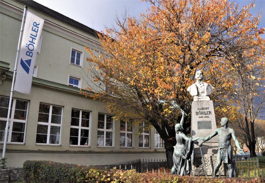 Voestalpine Böhler Edelstahl ist mit mehr als 200 Stahlmarken einer der weltweit bedeutendsten Anbieter von Werkzeug- und Schnellarbeitsstählen sowie Sonderwerkstoffen (Foto Reinhard A. Sudy)