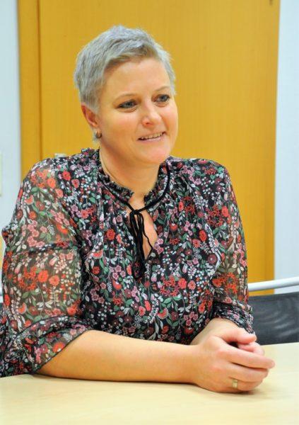 Dipl.-Ing. Silvia Schneller ist stellvertretende Betriebsleiterin von Voestalpine Böhler Edelstahl in Kapfenberg (Foto Reinhard A. Sudy)