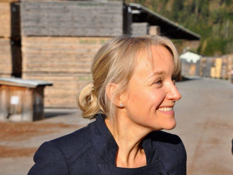 """Schauspielerin Eva Herzig: """"Ich bin ja Steirerin und es ist immer wieder schön, in die Steiermark zurückzukehren."""" (Foto Reinhard A. Sudy)"""