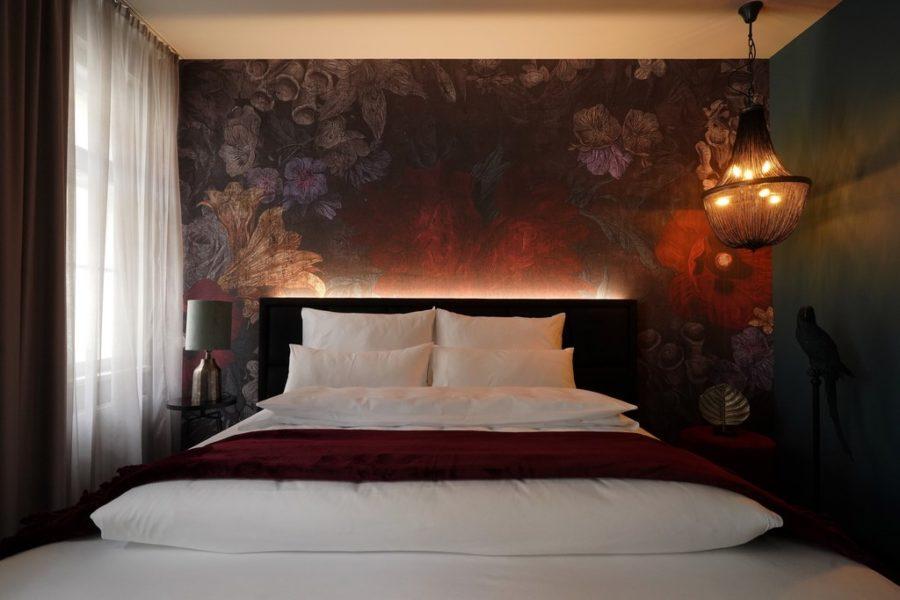 Das Aiola Living Hotel liegt mitten in der schönen Grazer Altstadt (Foto Aiola Living)
