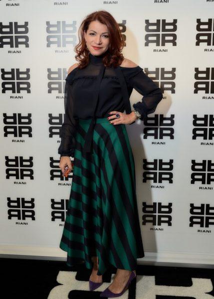 Monika Spörk führt seit mehr als 25 Jahren erfolgreich ihr BELLEZZA Fashion Paradise im Reiters Supreme 5 Sterne Wellnesshotel für Erwachsene in Bad Tatzmannsdorf (Foto Dominique Grabler)