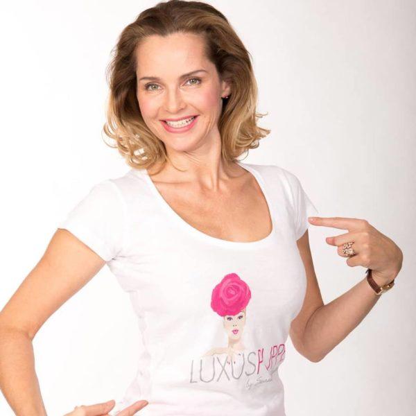 Susanne Hoffmann ist mit ihrem Webshop Luxuspuppe.at seit 1. Dezember online (Foto privat)