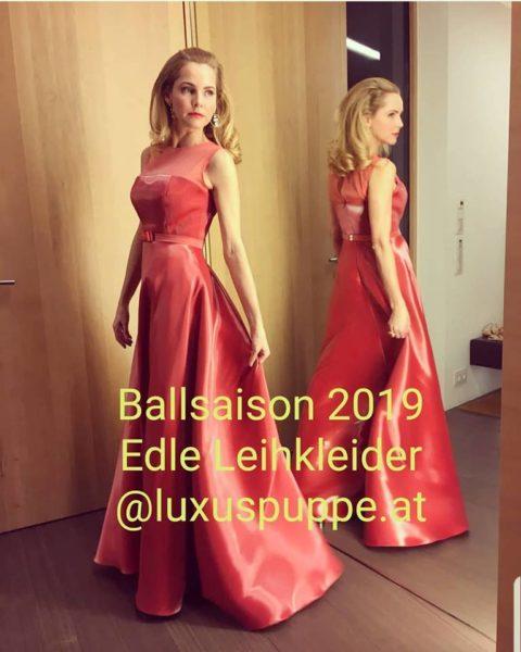 Susanne Hoffmann ist die Gründerin von Luxuspuppe.at - Rent&Share Dresses (Foto privat)