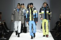 SPORTALM Kitzbühel Show während der Berlin Fashion Week. (Photo by Stefan Knauer/Getty Images for Sportalm)