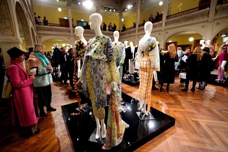 """Christiane Arp, Chefredakteurin von VOGUE Deutschland: """"Zentrales Anliegen des VOGUE Salon ist die Zukunft der deutschen Mode- und Designszene, auch in unserem Jubiläumsjahr."""" (Foto Sascha Radke für VOGUE Germany)"""