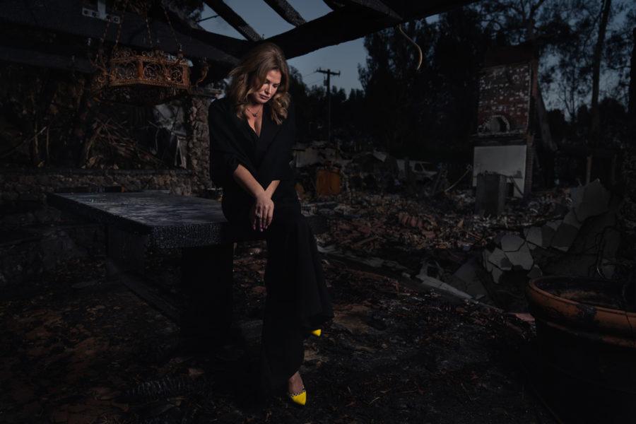 """Schauspielerin Lea Wolf-Millesi spielt in """"Sweet Toxins"""" die Rolle der Lavinia Brinks - eine facettenreiche, interessante und herausfordernde Rolle. (Foto Alexander Fenyves)"""