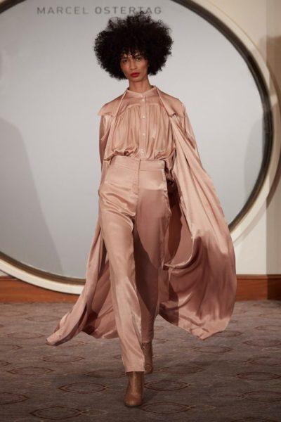 Für Marcel Ostertag bilden nachhaltige und in Deutschland produzierte Teile dasGrundgerüst für ein wertvoll geführtes Modeunternehmen (Foto Getty Images)