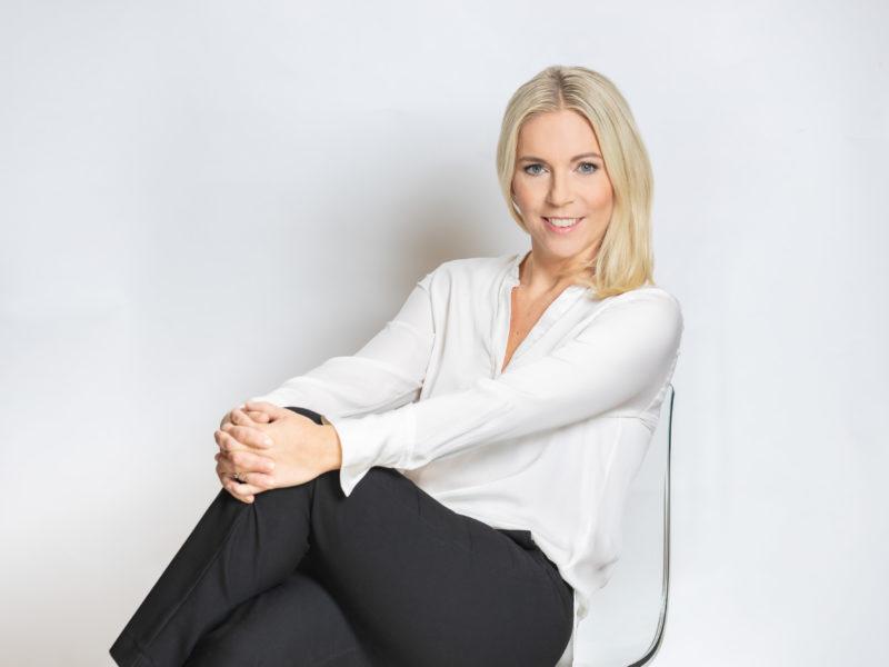 Petra Mair ist seit Anfang des Jahres neue Vorstandspräsidentin des Vereins zur Förderung des Parfums als Kulturgut. (Foto KatharinaSchiffl)