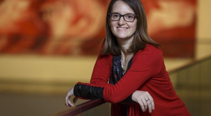 DI Sabine Seiler: Technologin bei Saubermacher in Feldkirchen bei Graz