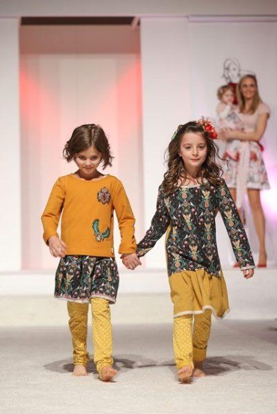 Brandboxx Fashion Night: Kindermode von Lia Bach (FotoBrandboxx/Franz Neumayr)