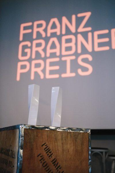 Der vom ORF mitgegründete und -gestiftete Franz-Grabner-Preis steht für humanitäre Weltanschauung und unbestechlichen, kritischen Journalismus. (Foto Diagonale/Sebastian-Reiser)